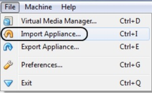 VirtualMachine_importappliance