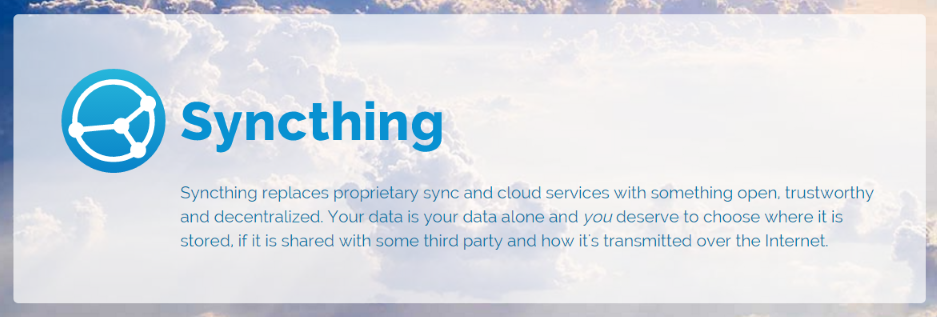 Syncthing